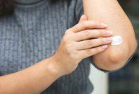 cómo deshacerse de la piel oscura en la cara rodillas cuello codos debajo de los brazos