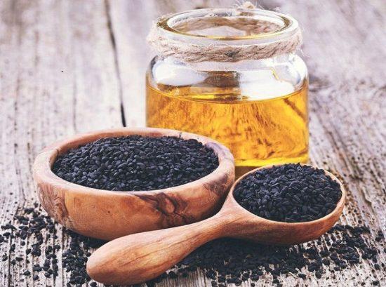 Aceite de semilla negra para adelgazar