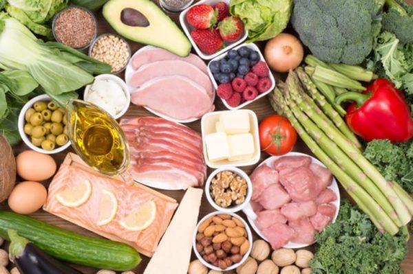 Alimentos dietéticos Atkins para su lista de compras