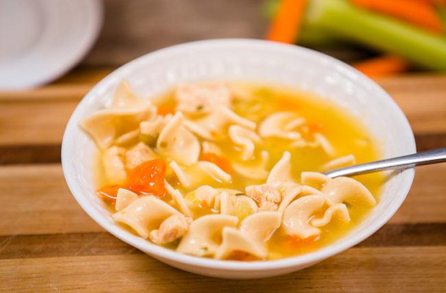 Alimentos para comer cuando estás enferma