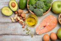 Alimentos vegetales naturales ricos en estrógenos para la menopausia y el crecimiento de los senos