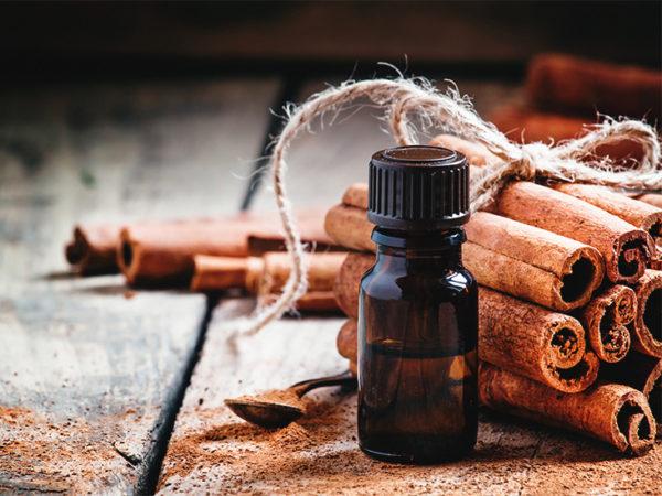 Beneficios para la salud del aceite de canela