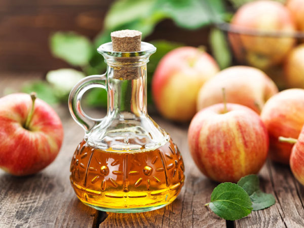 Beneficios potenciales del vinagre de sidra de manzana