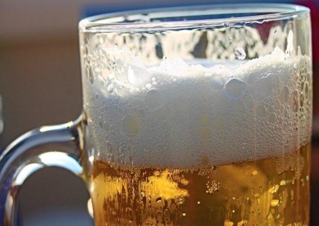 Cerveza para aliviar el dolor