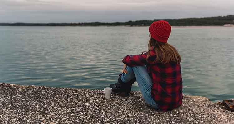 Cómo no sentirse sola