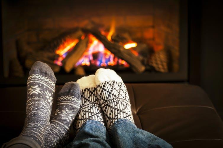 Consejos para calentar tu cuerpo