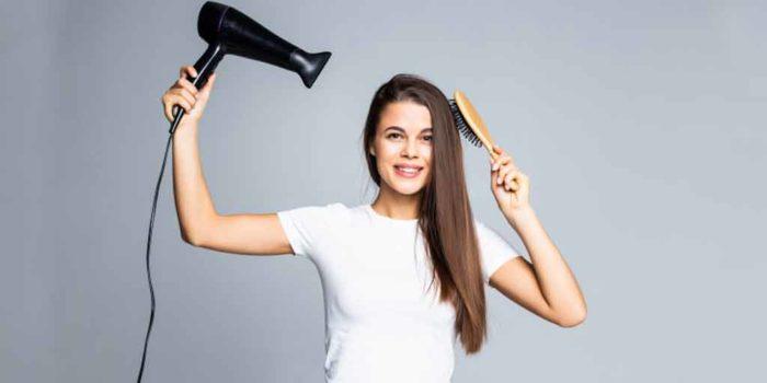 Errores de secado que están saboteando tu cabello