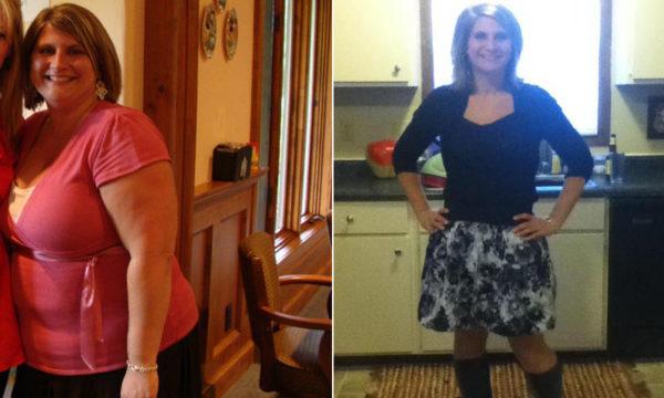 Historias de personas que perdieron peso