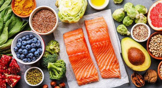 Los alimentos pueden ser los más propensos a desencadenar brotes de artritis.