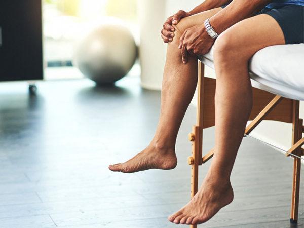 Los mejores movimientos para acabar con el dolor de rodilla