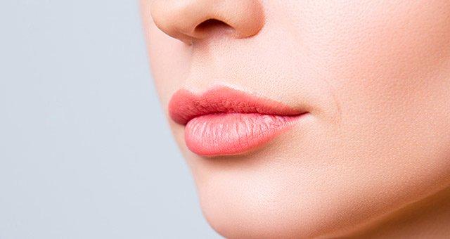 Máscaras caseras para hidratar y suavizar los labios.