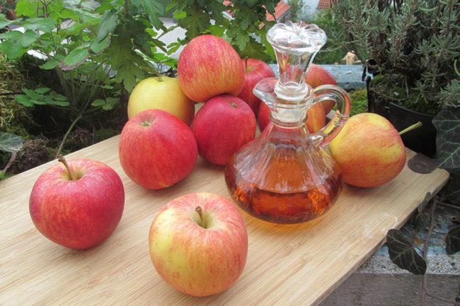 Mitos sobre el vinagre de sidra de manzana