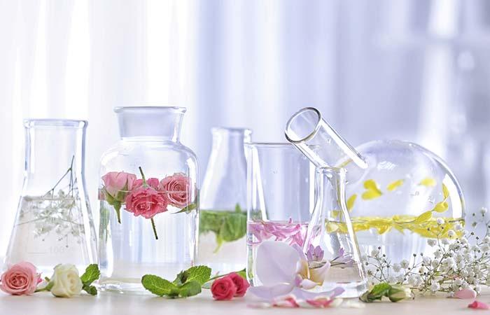 Perfume de bricolaje