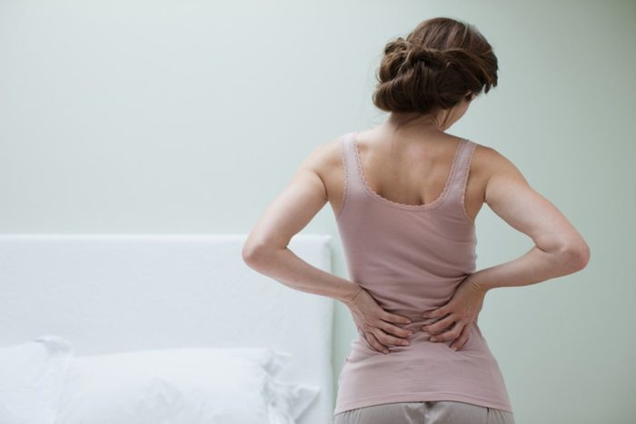 Razones por las que el tratamiento para el dolor lumbar no está funcionando