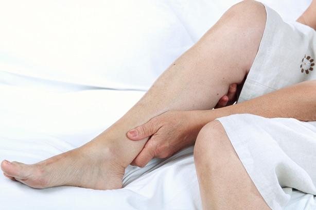 Remedios caseros para piernas inquietas