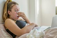 cómo deshacerse de la nariz que moquea