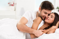 como lucir sexy en la cama para tu novio