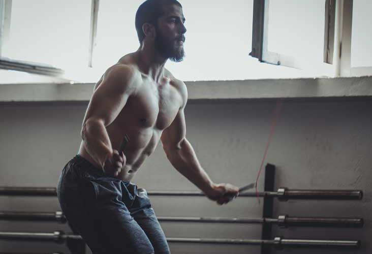 ejercicios musculares para hombres que trabajan