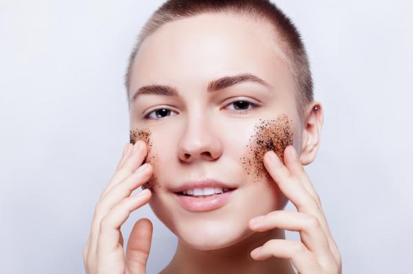 formas de eliminar las células muertas de la piel de forma natural