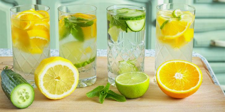 recetas de bebidas caseras para bajar de peso