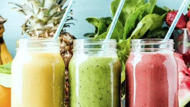 recetas de jugos saludables para energía, sistema inmunológico y desintoxicación