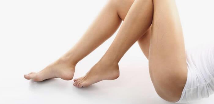 remedios caseros para el dolor de piernas y el alivio de la hinchazón