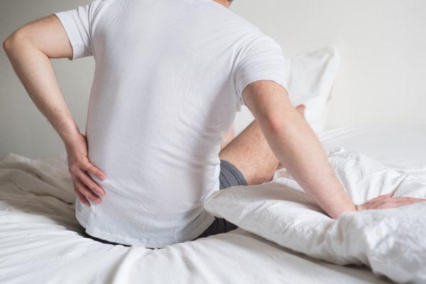 señales de que el dolor de espalda es en realidad una emergencia