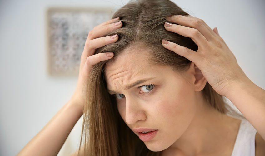 tratamiento de pérdida de cabello natural