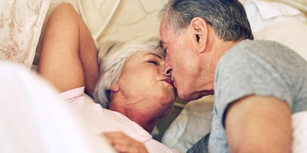 problemas sexuales relacionados con el envejecimiento